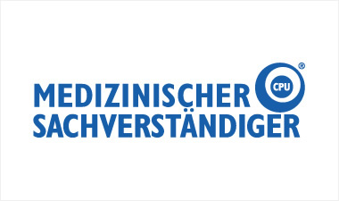 Logo Medizinischer Sachverständiger cpu